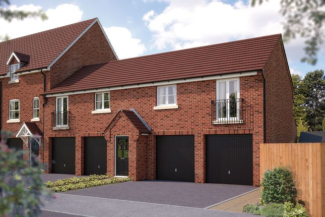 "Thumbnail Property for sale in ""The Brayton"" at Coupland Road, Selby"