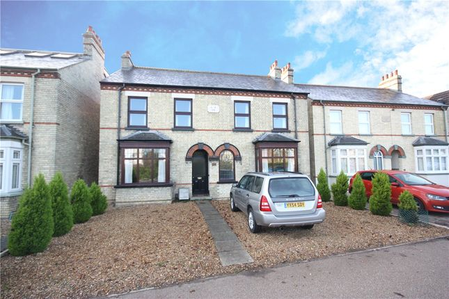 Thumbnail Detached house for sale in Shelford Road, Trumpington, Cambridge