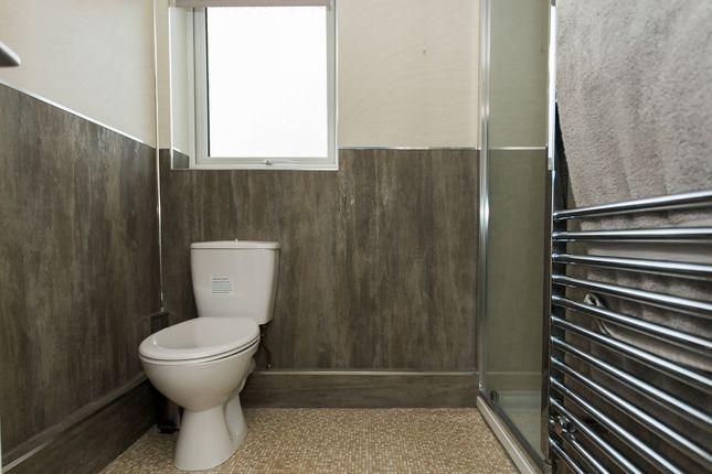 Shower Room of Victoria Park, Lockerbie DG11