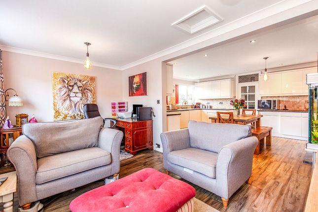 Lounge Area of Broomfield Avenue, Hasland, Chesterfield, Derbyshire S41