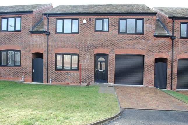 Thumbnail Detached house for sale in Downing Close, Downing Street, Ashton-Under-Lyne