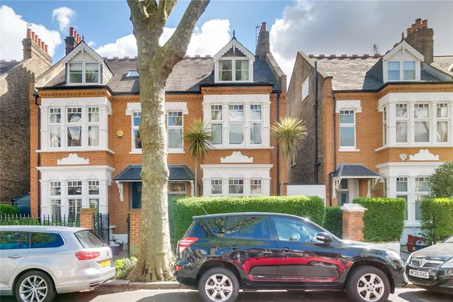 Thumbnail Semi-detached house for sale in Thornton Avenue, London