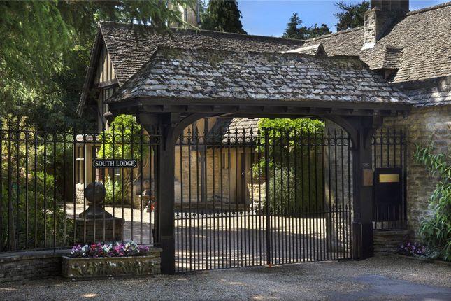 Lych Gate Entrance