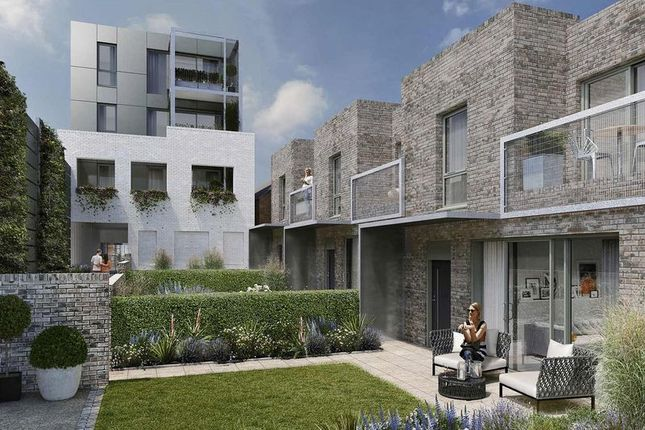 Thumbnail Property for sale in The Printworks, Crouch End, (Mews Houses)