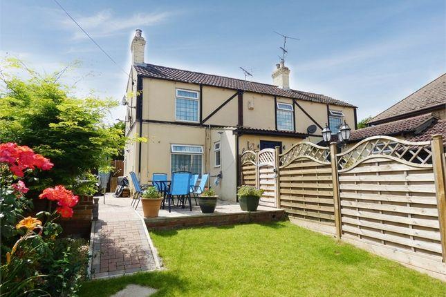 Thumbnail Detached house for sale in Rushden Road, Wymington, Rushden, Bedfordshire