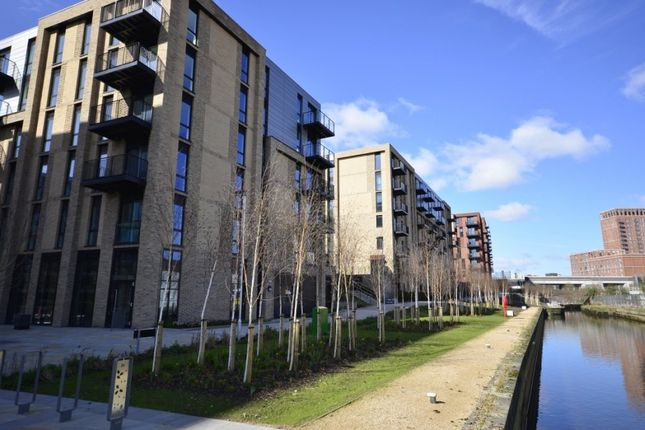 Thumbnail Flat to rent in Middlewood Locks, 11 Lockside Lane, Salford, Greater Manchester