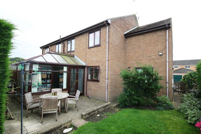 Thumbnail Semi-detached house for sale in Lynndale, Wolsingham, Bishop Auckland