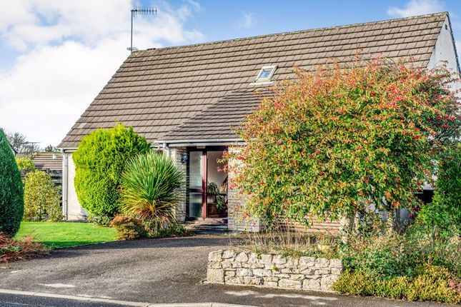 Thumbnail Detached bungalow for sale in Inglemere Gardens, Arnside, Carnforth