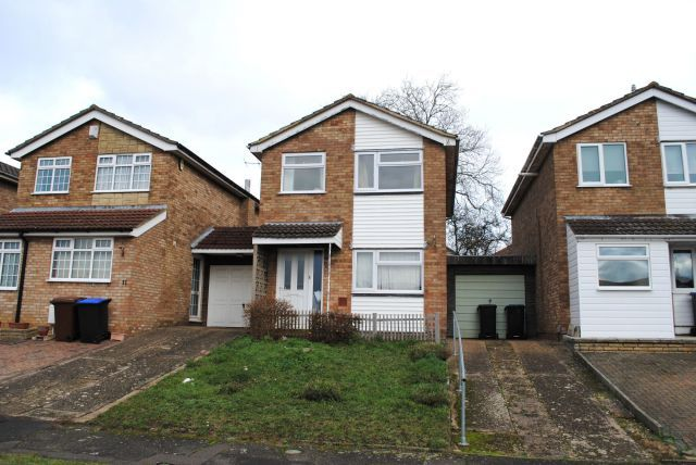 Thumbnail Detached house for sale in Ash Grove, Kingsthorpe, Northampton