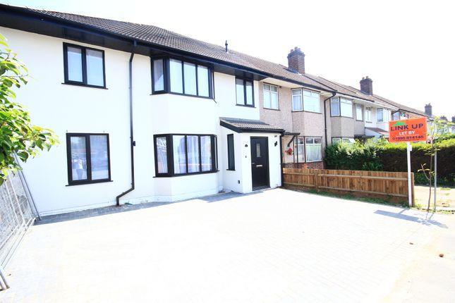 Thumbnail Flat to rent in Lees Road, Hillingdon, Uxbridge