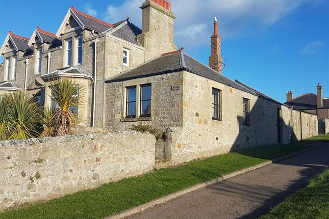 Thumbnail Semi-detached bungalow for sale in James Street, Lossiemouth