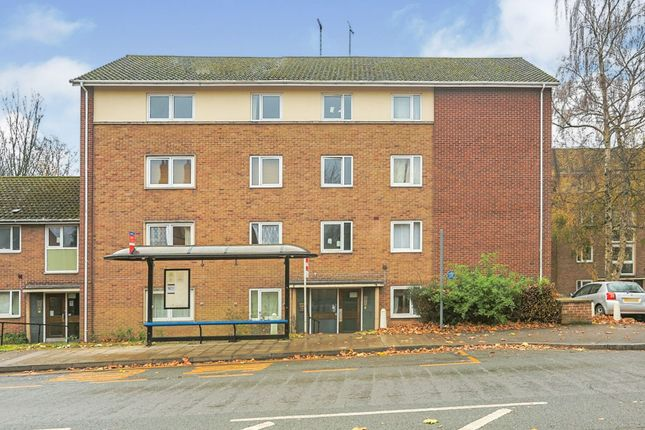 Flat for sale in Stamford Gardens, Rugby Road, Leamington Spa