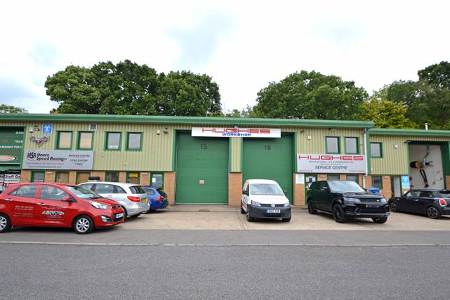 Thumbnail Light industrial to let in Cortry Close, Poole