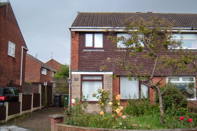 Thumbnail Semi-detached house to rent in Deepdale Avenue, Bootle