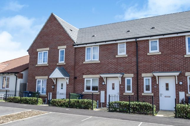 Thumbnail Terraced house to rent in Little Grebe Road, Gotherington Lane, Cheltenham