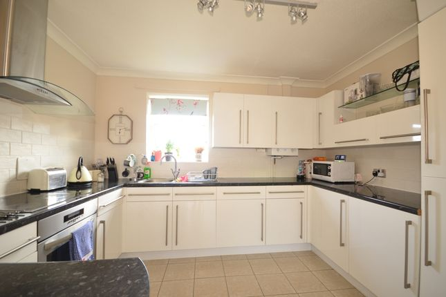 Thumbnail Maisonette to rent in Cinque Foil, Peacehaven