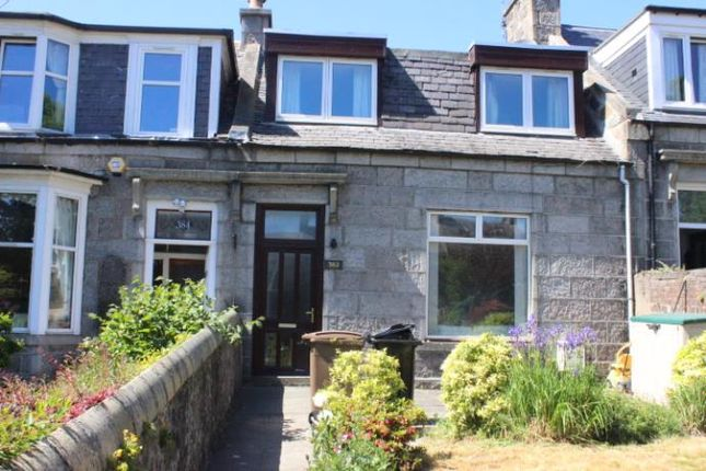 Thumbnail Terraced house to rent in 382 Holburn Street, Aberdeen