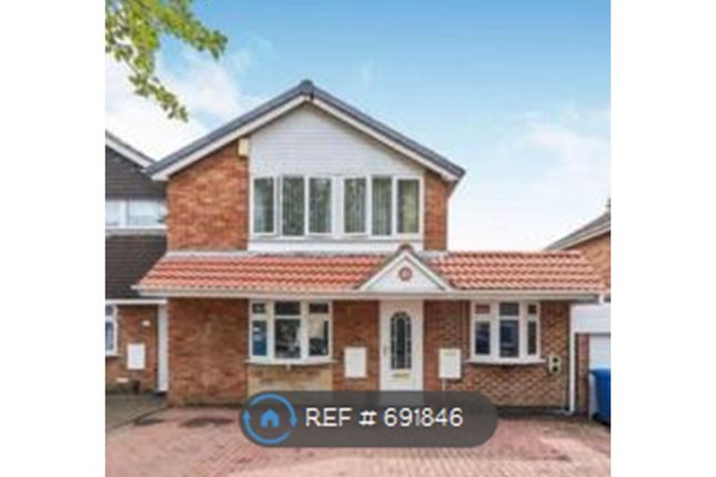 Thumbnail Semi-detached house to rent in The Chase, Sinfin, Derby