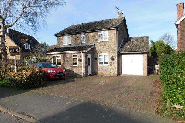 Detached house for sale in Bennett Avenue, Elmswell, Bury St. Edmunds
