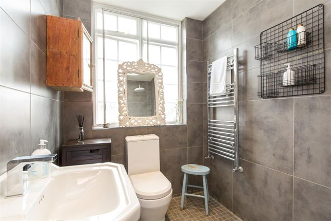 Wetroom of St. Peters Place, Lewes BN7