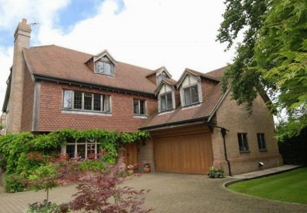 Thumbnail Detached house for sale in Knockholt Road, Halstead, Sevenoaks