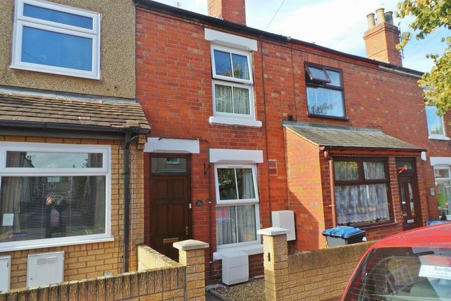 Thumbnail Terraced house to rent in Oxford Street, Rugby
