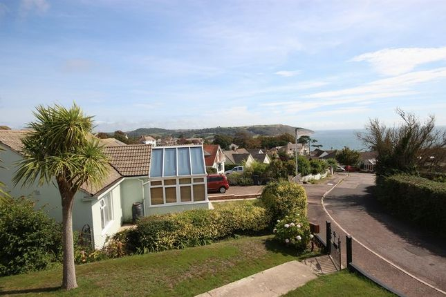 Thumbnail Detached bungalow for sale in Highcliffe Close, Seaton