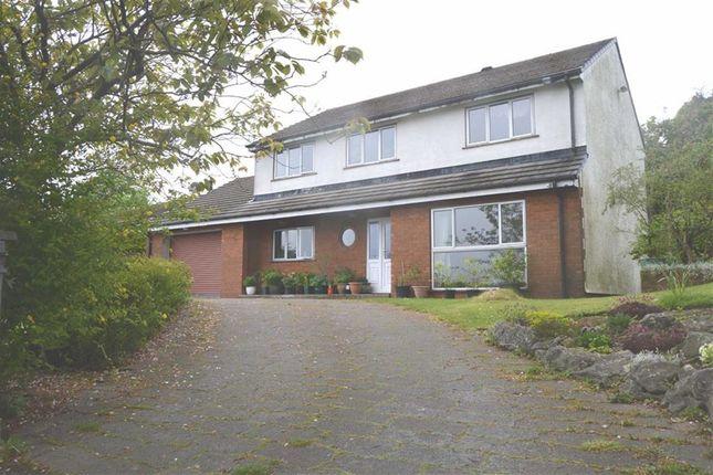 Thumbnail Detached house for sale in Gwaunfarren Grove, Merthyr Tydfil