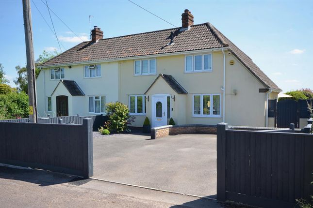 Thumbnail Semi-detached house for sale in Quantock Way, Kingston St. Mary, Taunton