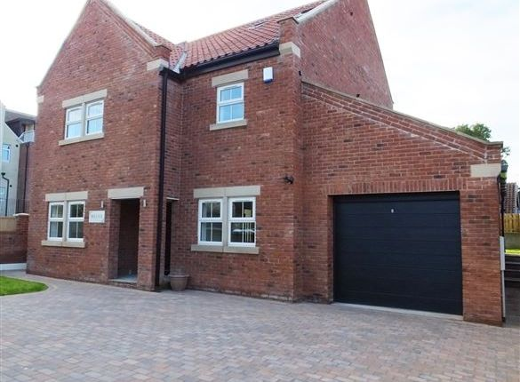 Thumbnail Detached house for sale in North Farm Court, Aston, Sheffield