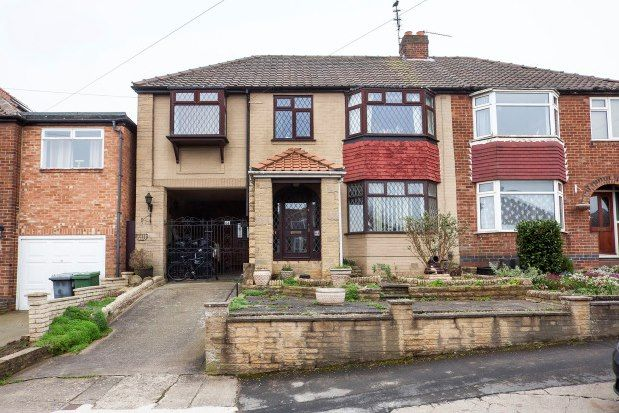 Thumbnail Property to rent in Newland Park Drive, York