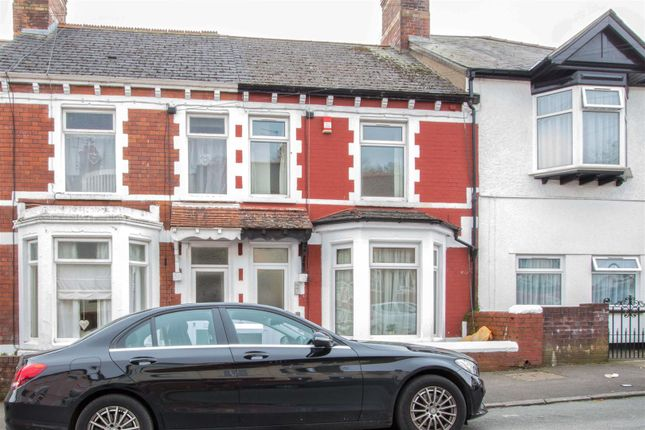 3 bed property to rent in Andrew Road, Penarth