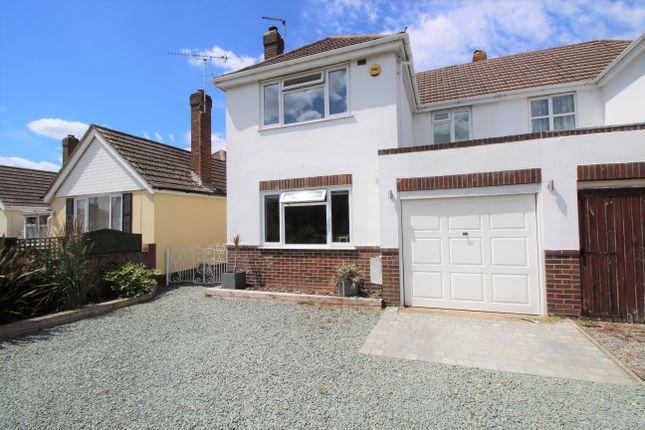 Thumbnail Semi-detached house for sale in Wide Lane, Southampton