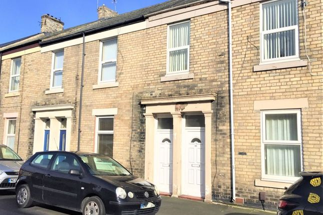 Thumbnail Flat to rent in North King Street, North Shields