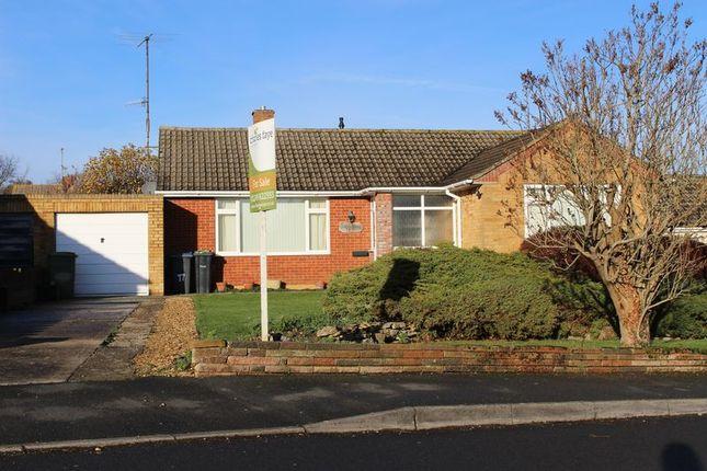 Thumbnail Detached bungalow for sale in Wessington Park, Calne