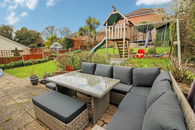 Thumbnail Semi-detached house for sale in Pilgrims Way, Cuxton, Rochester, Kent