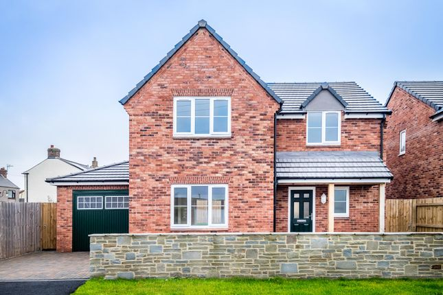 Thumbnail Detached house for sale in Howard Road, Broadwell, Coleford