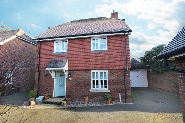 Thumbnail Detached house for sale in Morris Drive, Billingshurst, West Sussex.