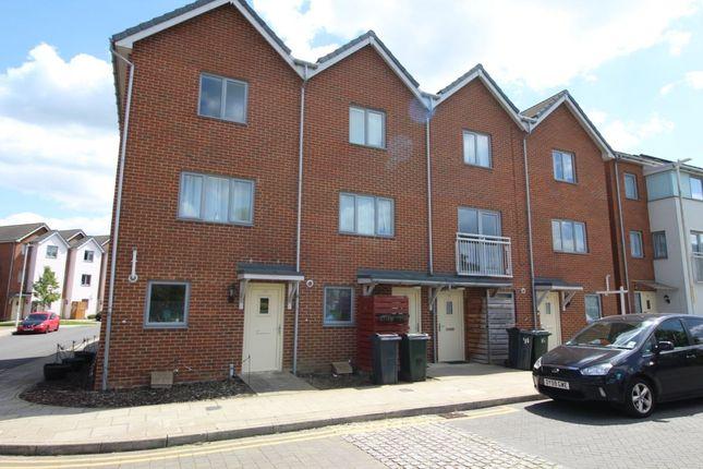 Thumbnail Terraced house to rent in Billington Grove, Willesborough, Ashford