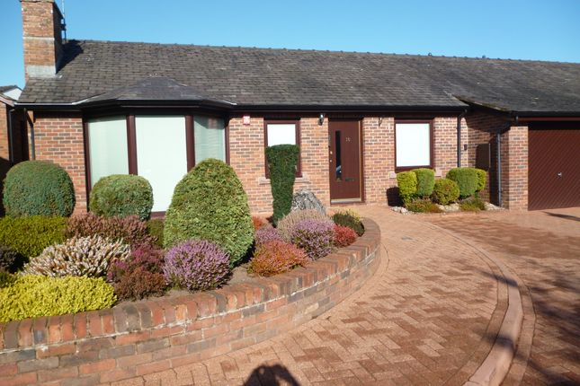 Thumbnail Bungalow to rent in Sutton Court, Scotby, Carlisle