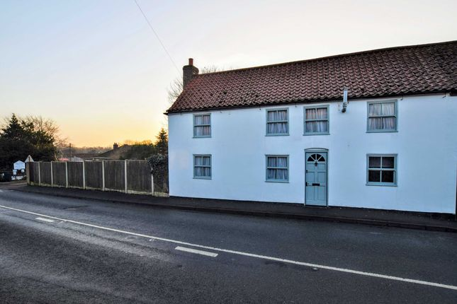 Thumbnail Semi-detached house for sale in Main Road, Saltfleet, Lincolnshire