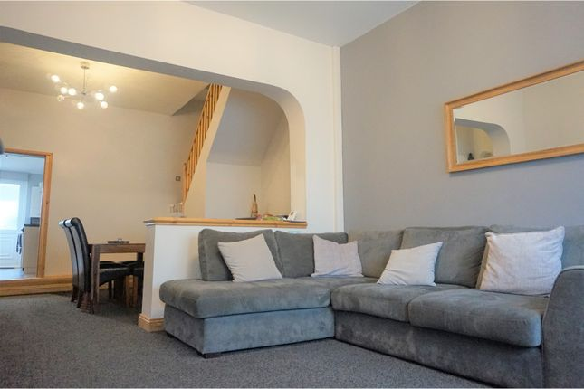 Thumbnail End terrace house to rent in Fleet Street, Plymouth