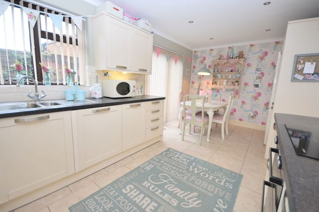 Thumbnail Detached house for sale in Westmorland Drive, Desborough, Kettering