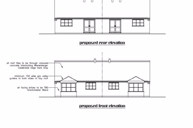 Thumbnail Semi-detached bungalow for sale in Church Lane, North Killingholme, Immingham