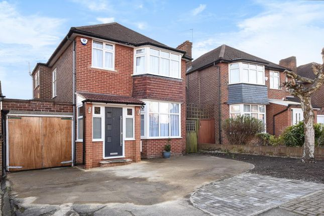 Thumbnail Semi-detached house to rent in Maychurch Close, Stanmore