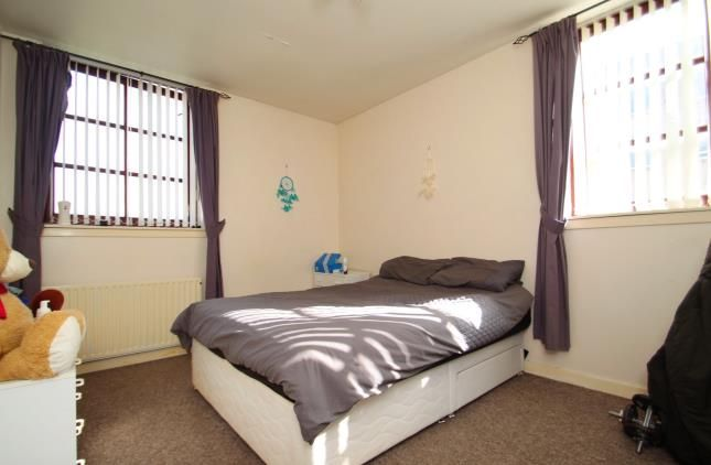 Bedroom of School Court, Jean Street, Port Glasgow PA14