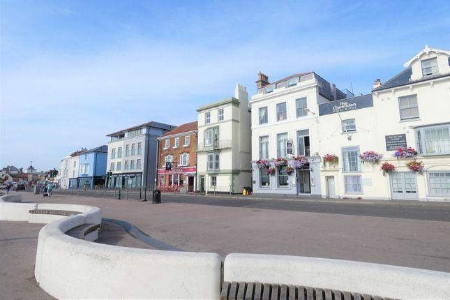 Thumbnail Flat for sale in Beach Street, Deal