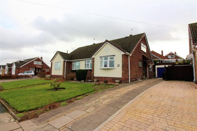 Thumbnail Semi-detached bungalow for sale in Ladbrook Road, Mount Nod, Coventry