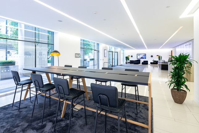 Thumbnail Office to let in 11 Westferry Circus, Canary Wharf, London
