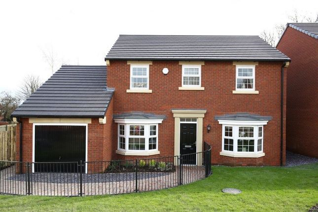 Thumbnail Detached house for sale in The Langdale, Leafield Gardens, Lindale Lane, Wrenthorpe, Wakefield, West Yorkshire